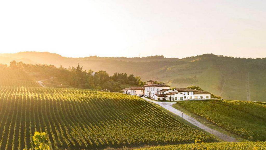 Emilia Romagna Borgo Conde Golfurlaub