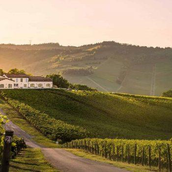 Borgo Conde Weinresort Emilia Romagna