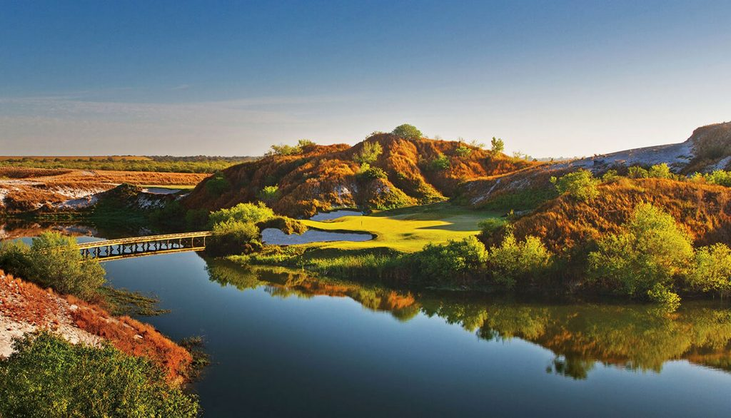 Florida STREAMSONG USA Golfresort