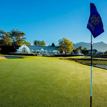Südafrika Fancourt Golf Resort