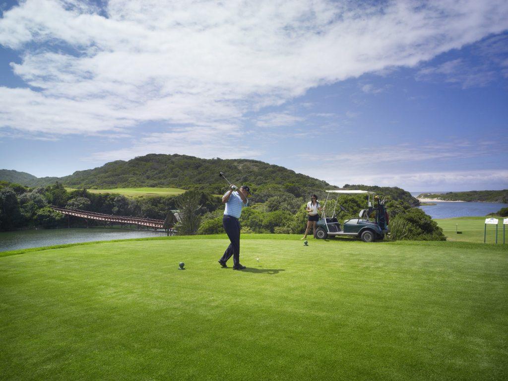 Südafrika Edle Golf Rundreise