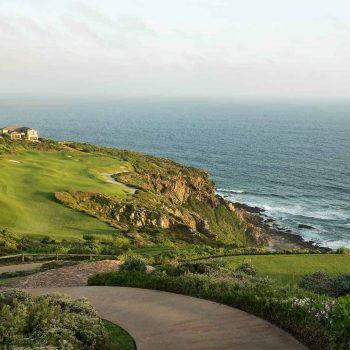 Gardenroute und Golf in Südafrika.