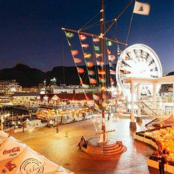 Südafrika besonderer Kapstadt Golfurlaub