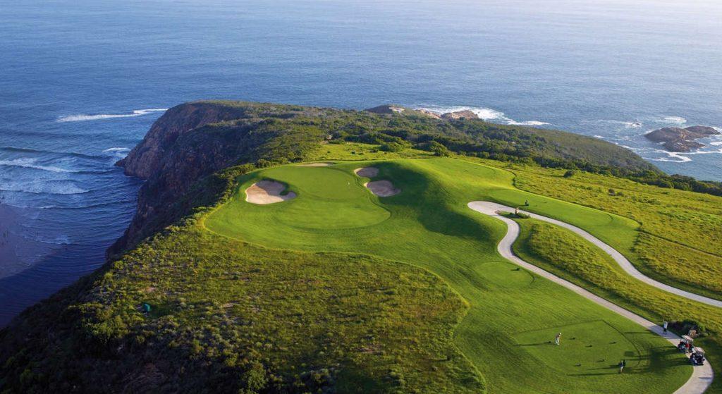 Südafrika Oubaai Hotel Golf Urlaub