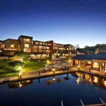 Oubaai Hotel- Südafrika Golf