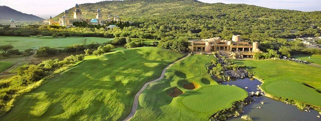Südafrika Palace Lost City Golfurlaub