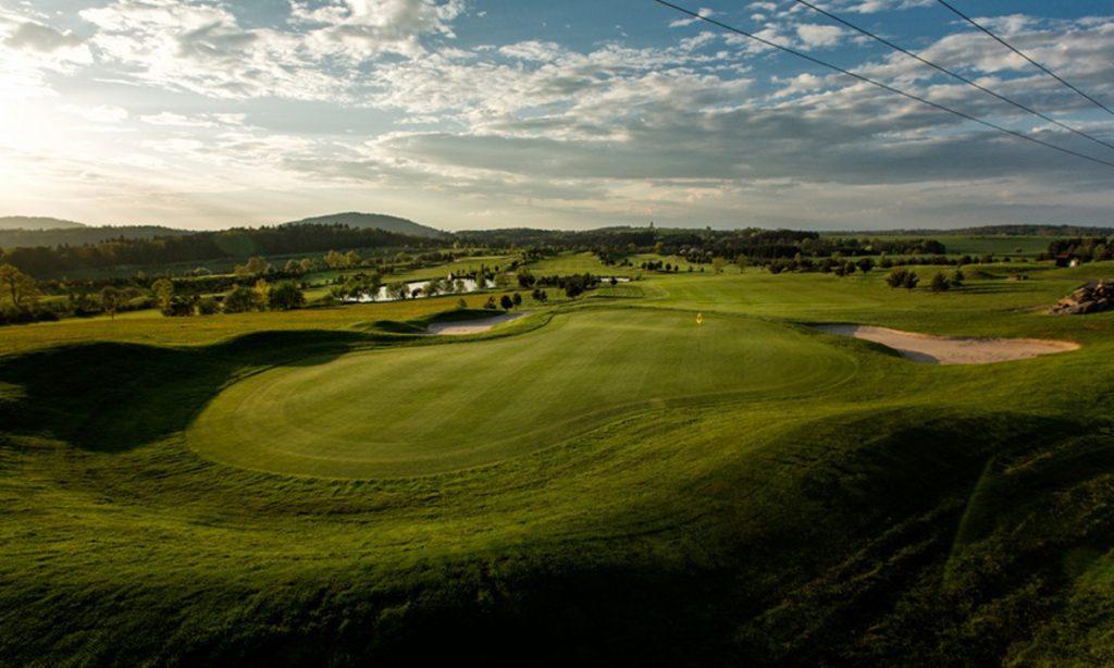 Tschechien Konopiště Golfresort