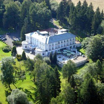 Tschechien Parkhotel Marienbad Golfurlaub