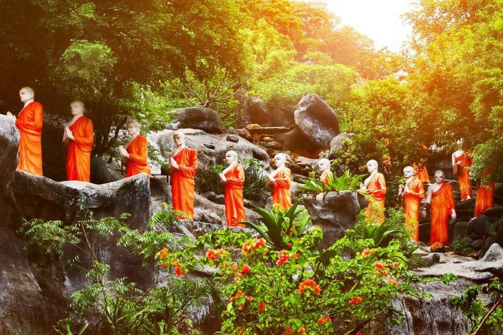 Sri Lanka Kultur + Golf Rundreise
