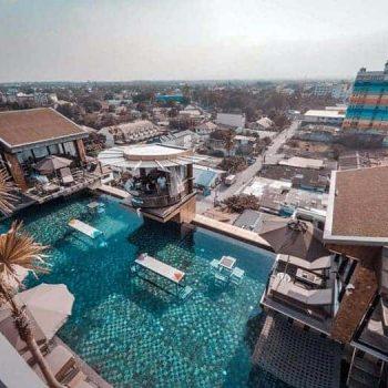 ABC Hotel Angeles City Philippinen
