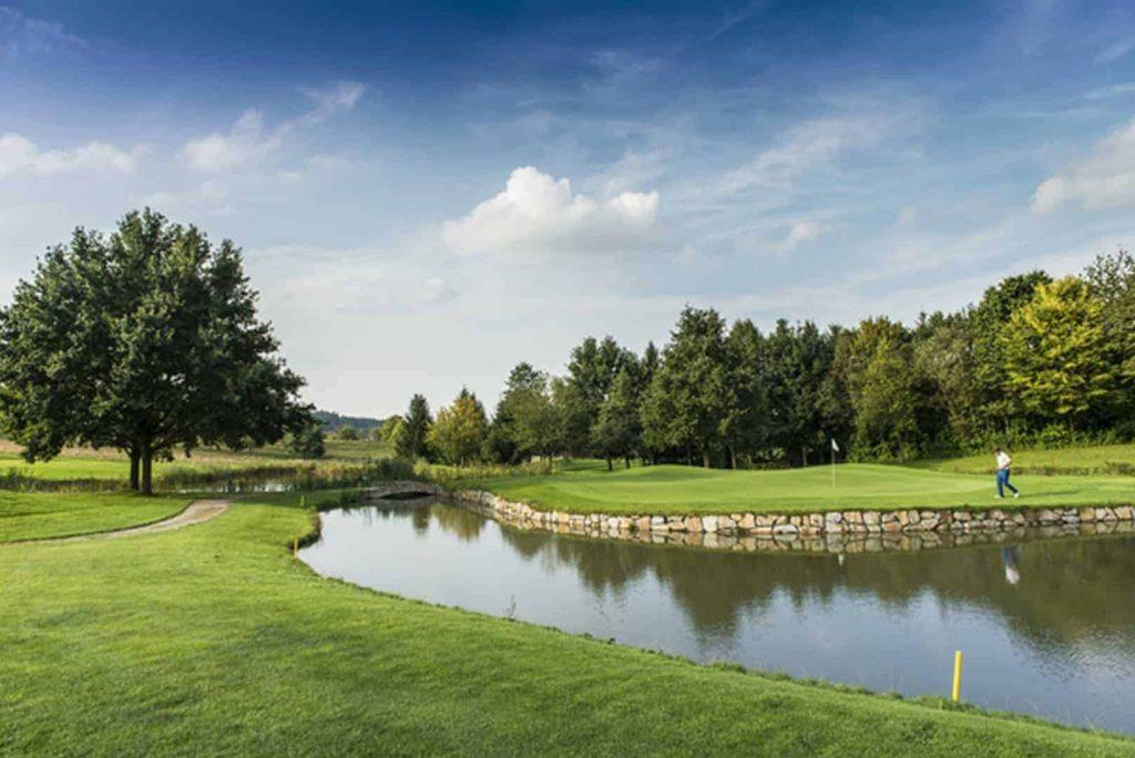 Deutschland Fürstenhof Golfhotel