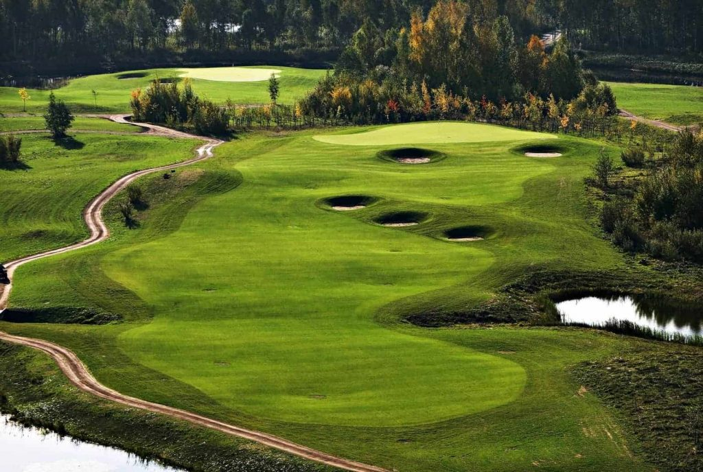 Litauen Vilnius Grand Resort Golfurlaub