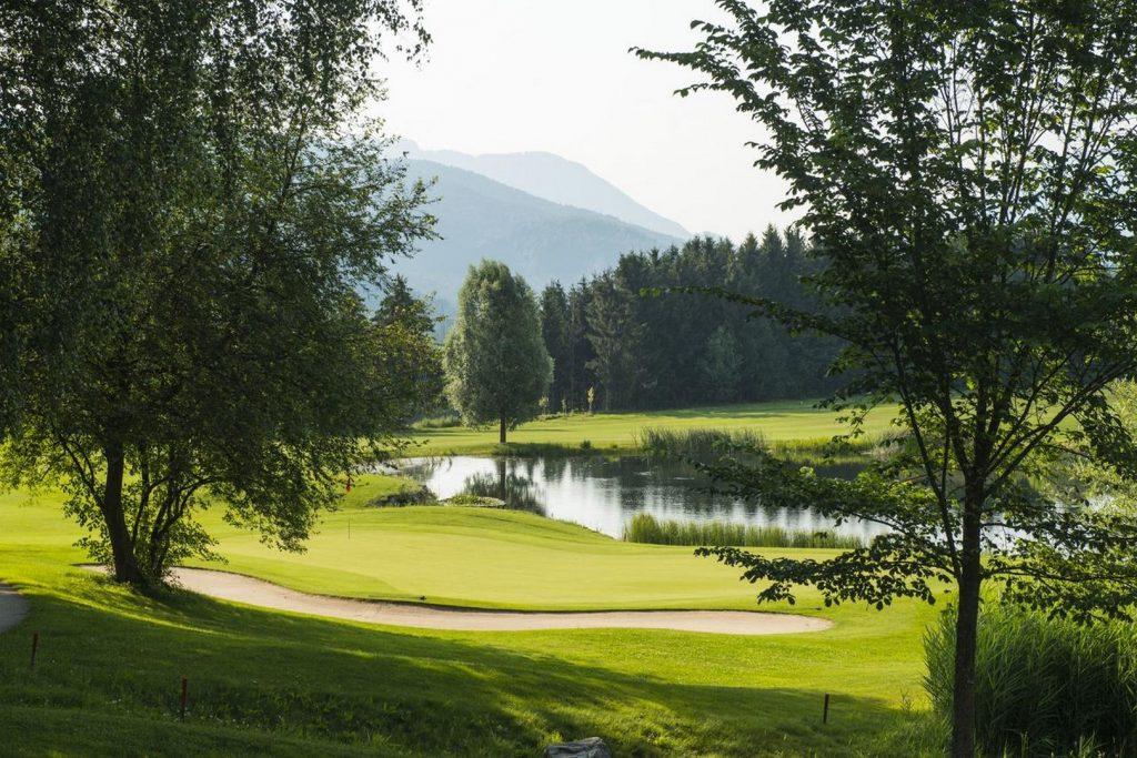 Österreich ALPE ADRIA Hotel Golf Package