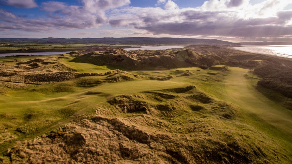 Irland Galgorm Resort Golfurlaub