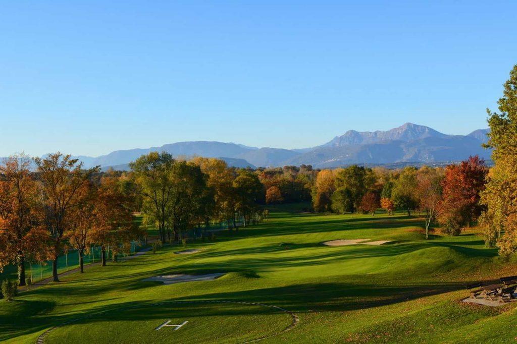 Italien Villaverde Resort Golfurlaub