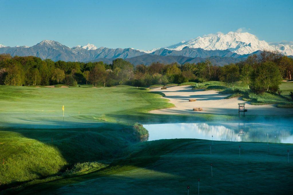 Italien Bogogno Golf Resort