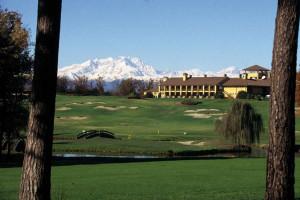 Italien Golfhotel Castelconturbia