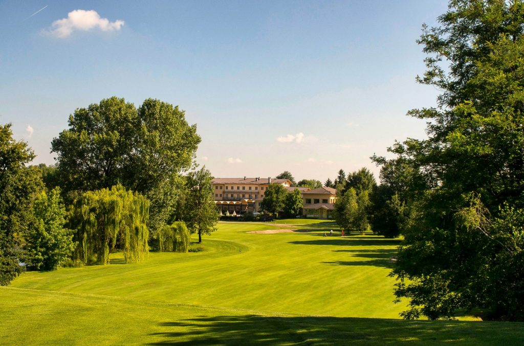 Italien Una Golf Hotel