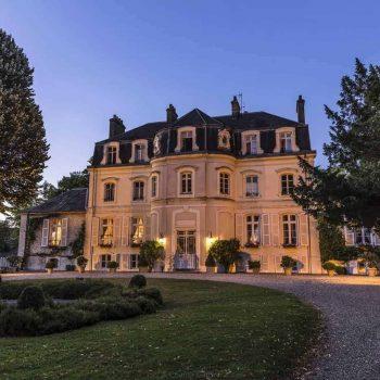 Frankreich Hôtel Château Cléry Golfurlaub